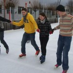 Channuka on Ice