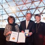 Charlotte Knobloch, Harald Strötgen und Susanne Breit-Keßler. ®DanielSchvarcz