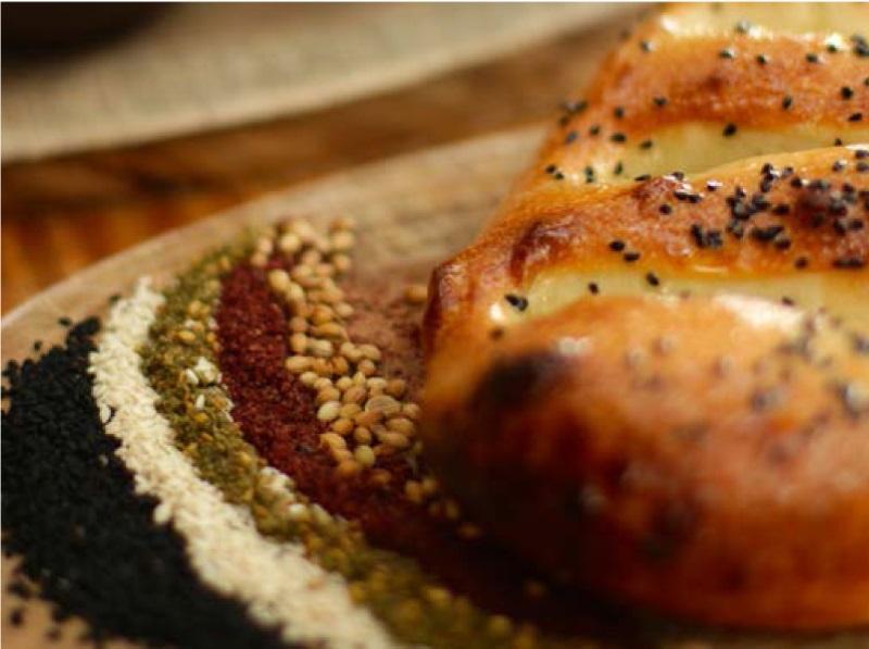 Köstliche Speisen, aus dem Film 'So isst Israel' © megaherz gmbh