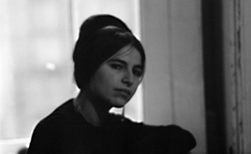 Eva Hesse, 1963. Foto: Barbara Brow, zVg