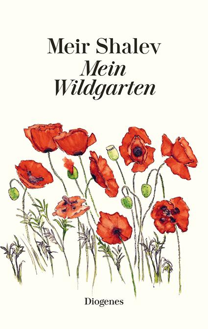 Buchcover zu »Mein Wildgarten«‹