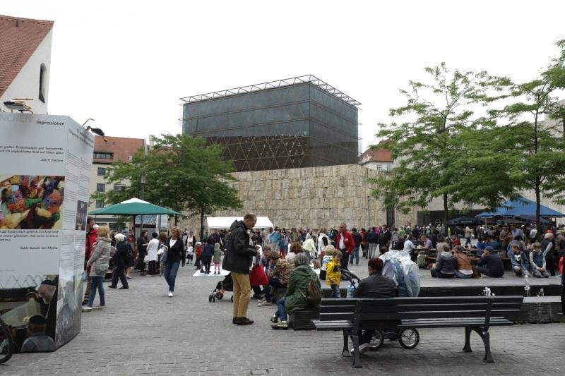 Bürgerfest am St.-Jakobs-Platz © Marina Maisel
