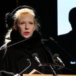 Für die offene Gesellschaft, gegen jeden Antisemitismus: die Schauspielerin Sunnyi Melles © Marina Maisel