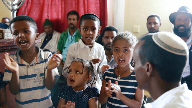8a Bal Ej The hidden Jews of Ethiopia © Irene Orleansky_Scene 140