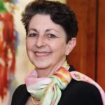 Deidre Berger ist seit 2000 Direktorin des American Jewish Commi