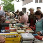 Bücherflohmarkt © Marina Maisel