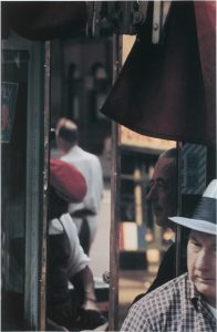 Saul Leiter, Reflections, 1958 © Saul Leiter Foundation