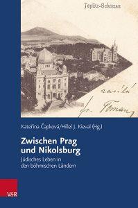 Buchcover_Prag und Nikolsburg