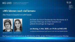 Ellen Presser im Gespräch mit Judith Faessler-04-05-2020
